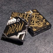 Bicycle Dream Black Gold Edition