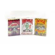 Bicycle Zombie Mega Mix Pack