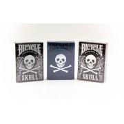 Bicycle Skull Deck Set