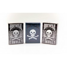 Bicycle Skull Deck Set