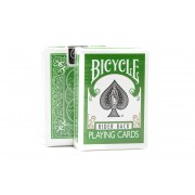 Bicycle Rider Back Green