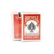 Bicycle Rider Back Orange