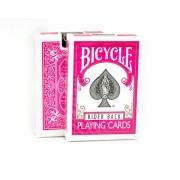 Bicycle Rider Back Fuchsia