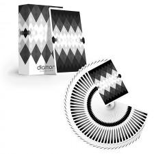 Diamon No. 10 Playing Cards