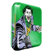 DC Super Heroes - Joker Deck & Tin Collector Box