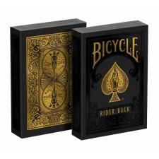 Bicycle Black & Gold Premium Deck