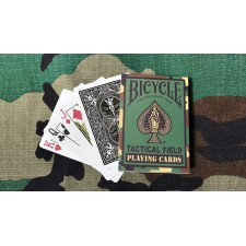 Bicycle Tactical Field Jungle Green Camo