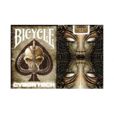 Bicycle Cybertech - Gilded Limited Edition