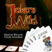 Jokers Wild - Special Bicycle Cards Included + Bicycle 808 Red