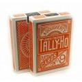 Tally-Ho Circle Back Orange