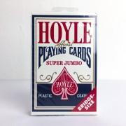 Hoyle Super Jumbo Playing Cards - Bridge size