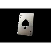 Ace of Spades Bottle Opener