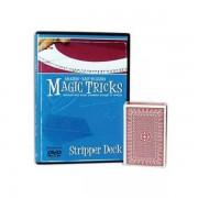 Einfach zu lernen Stripper Deck + DVD
