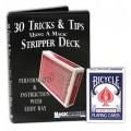 Bicycle Stripper + DVD (30 tricks)
