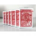 Tally-Ho Fan Back Red 6-Pack
