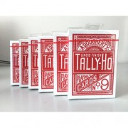 Tally-Ho Fan Back Red 6-Pack